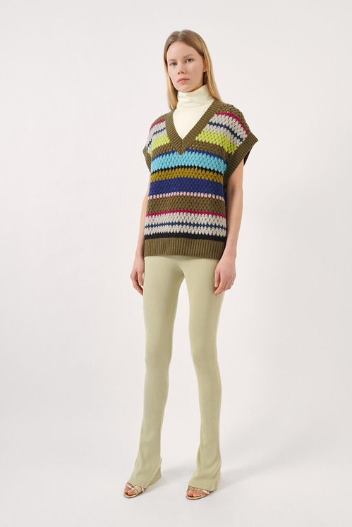 BAUM UND PFERDGARTEN - Coletta Crochet Vest