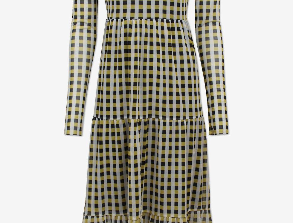 BAUM UND PFERDGARTEN - Jocelina Check Dress
