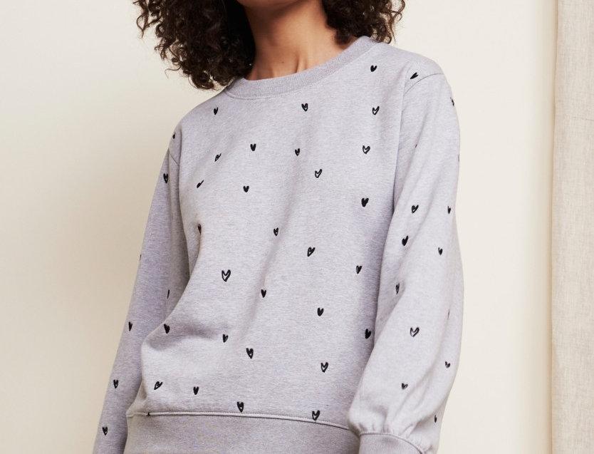 FABIENNE CHAPOT - Lucy Love Sweatshirt