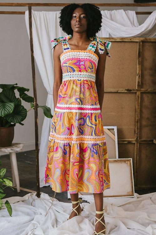 CELIAB - Magnolia Dress