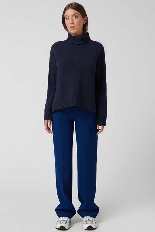 LOREAK MENDIAN - Navy Isla Sweater