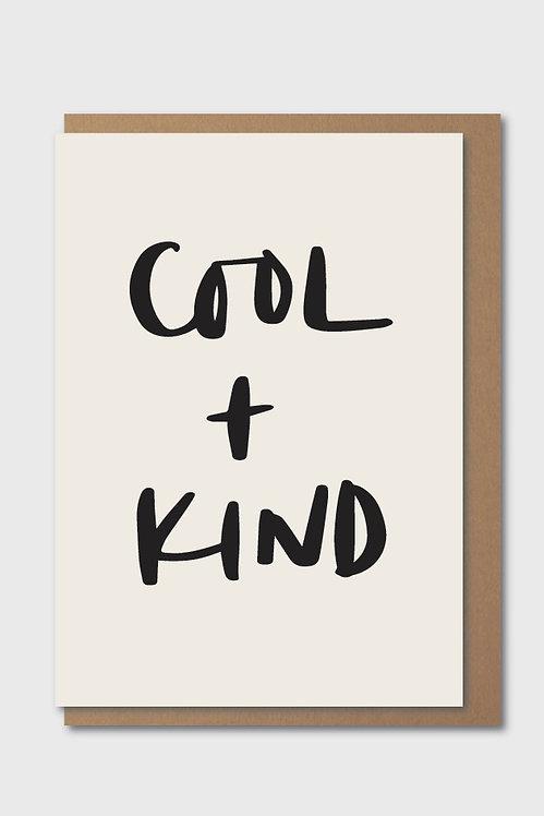 KINSHIPPED - Cool + Kind