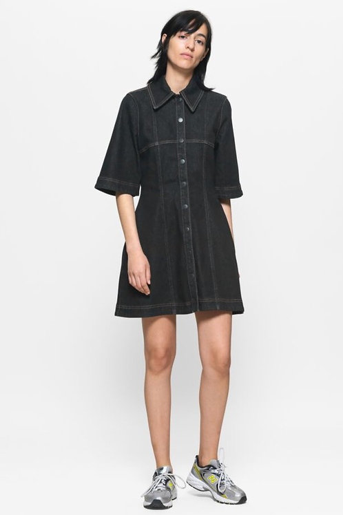 BAUM UND PFERDGARTEN - Alley Denim Dress