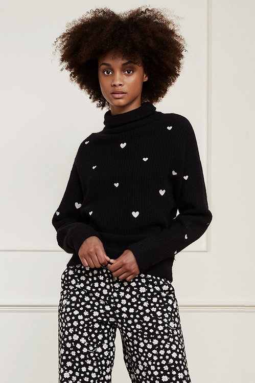 FABIENNE CHAPOT - Oliviana Embroidered Sweater