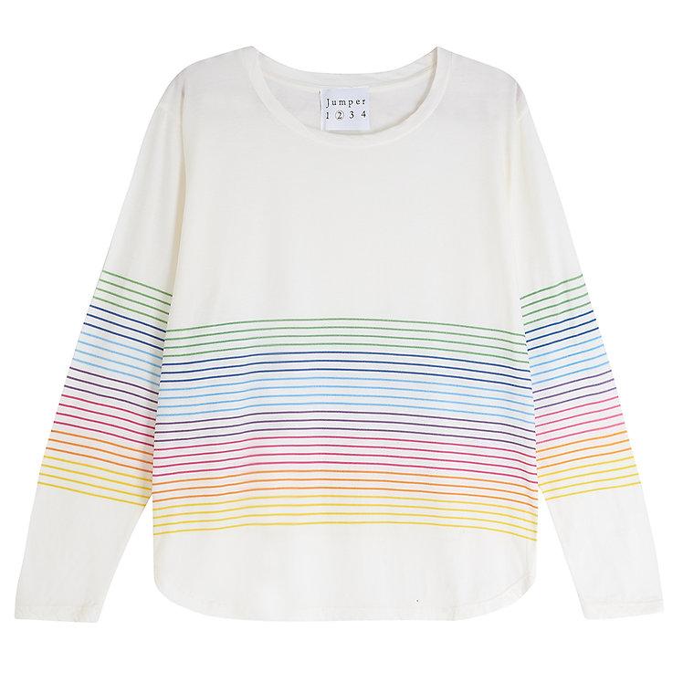 JUMPER1234 - Rainbow Breton