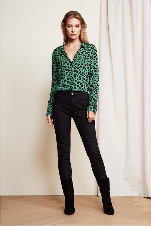 FABIENNE CHAPOT - Eva Embroidered Jeans