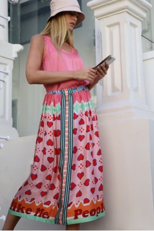 ME369 - All the Love Skirt