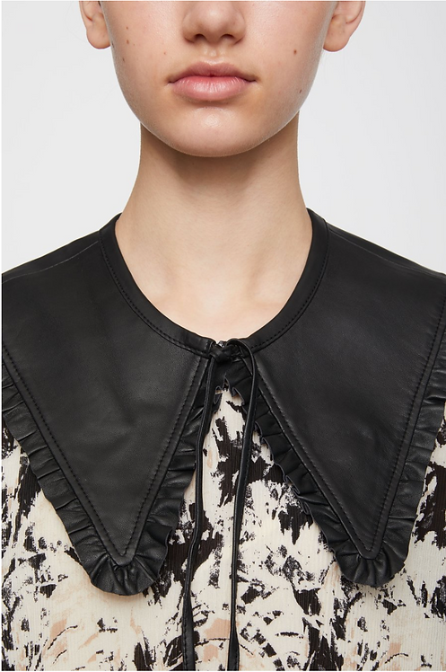 JUST - Leather Roxy Collar