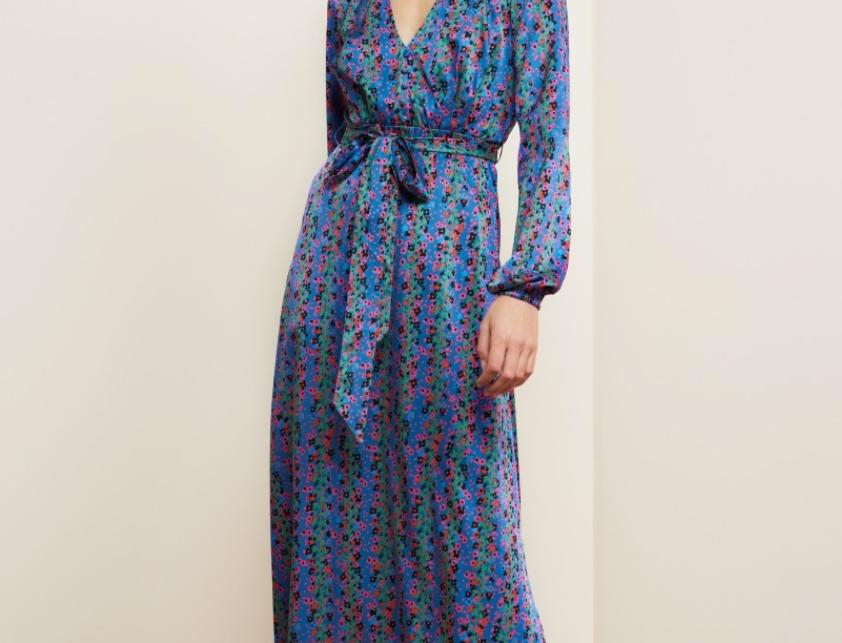 FABIENNE CHAPOT - Flower Fest Dress