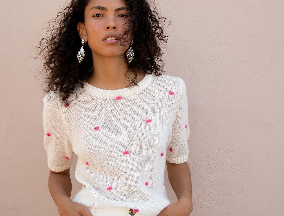 FABIENNE CHAPOT - Nina Short Sleeve Knit