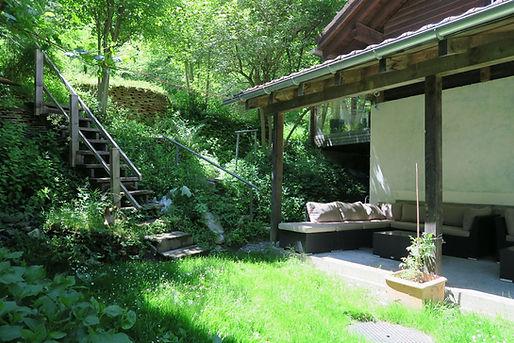 Garten Spirituelles Zentrum Rheinschluch