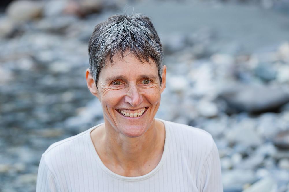 Karoline Steinmann Frey, Spirituelles Zentrum Rheinschlucht