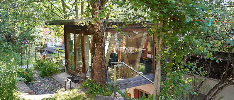 Örtlichkeiten Spirituelles Zentrum Rheinschlzcht, Versam, Schweiz