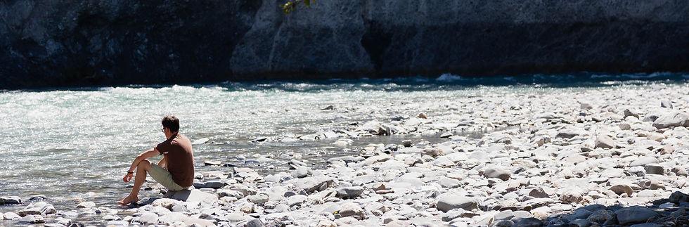 Retreat Einkehr Mystik Spirituelles Zentrum Rheinschlucht Graubünden Schweiz