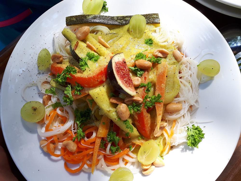 Veganes & glutenfreies Curry nach Anthony Williams