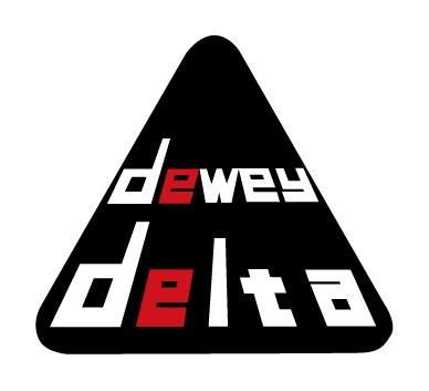 dewey delta 缶バッジ