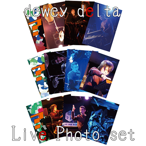 dewey delta Live Photo set