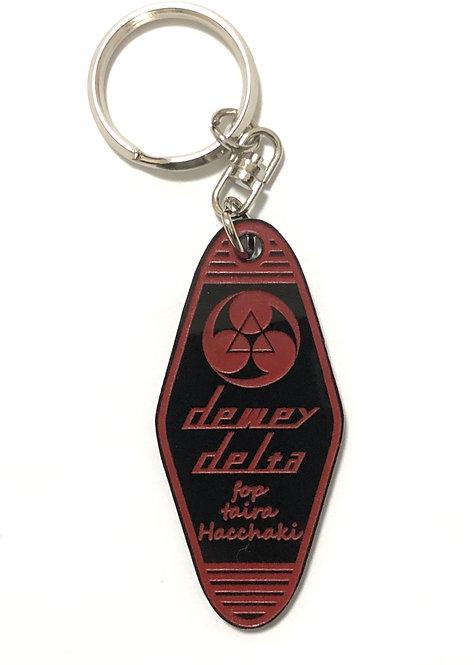 dewey delta アクリルキーホルダー
