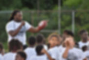 Joique Bell Camp