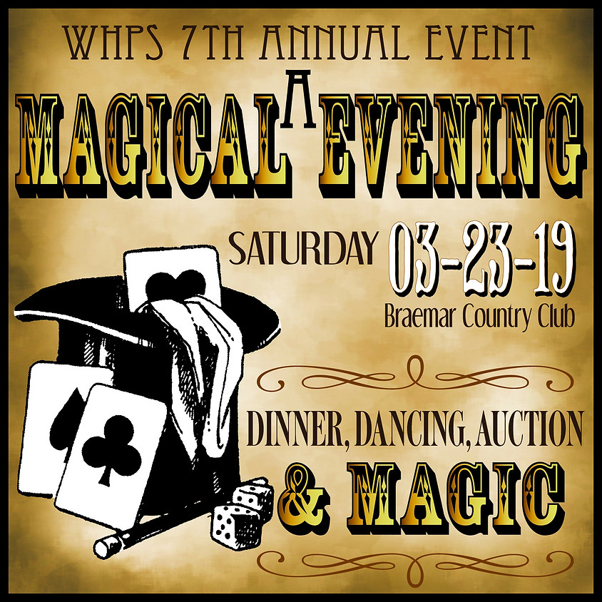 A Magical Evening - Dinner and Auction