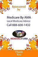 Sponsorship Banner Medicare by AMA 2020.