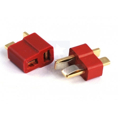 T Plug Connector For RC ESC, Battery