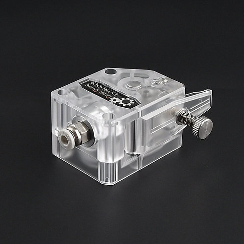 Two Trees BMG Extruder Transparent Version Dual Drive Extruder