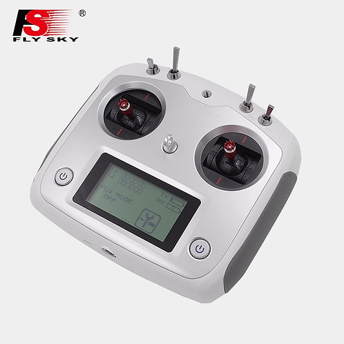 Flysky FS-i6S 10 CH Transmitter with iA6B Receiver (without mobile holder)