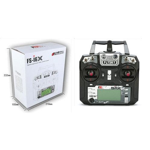 FLYSKY FSi6X Transmitter WITH FS-IA10B RECEIVER