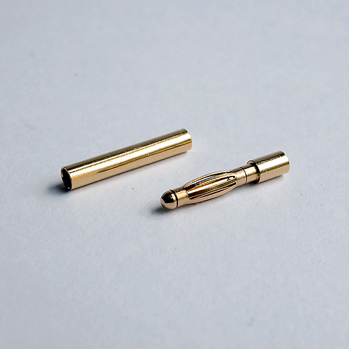 2MM BULLET CONNECTOR (1 PAIR)