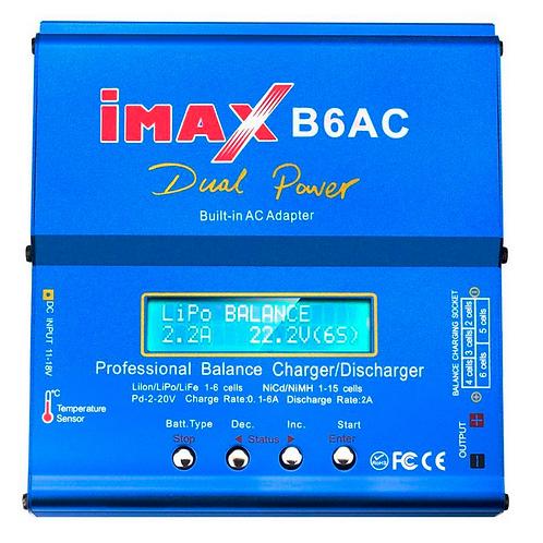 IMAX B6AC 80W 6A Balance charger