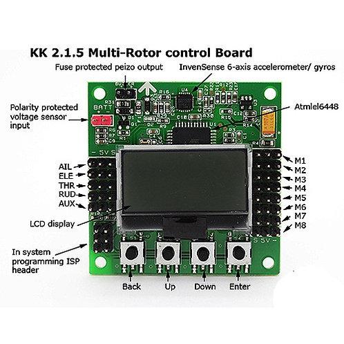 KK2.1.5 FLIGHT CONTROL BOARD
