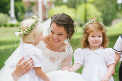 Elizabeth with Kids