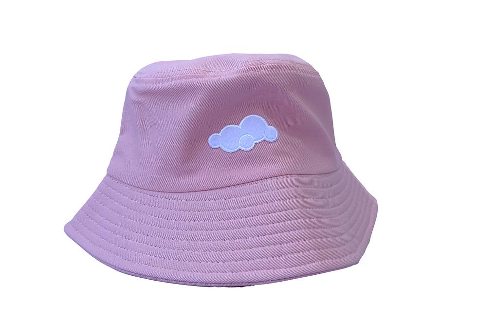 Cloud Bucket Hat (Pink)