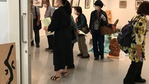 4地区会館合同作品展・繚乱の華Ⅸ 御礼