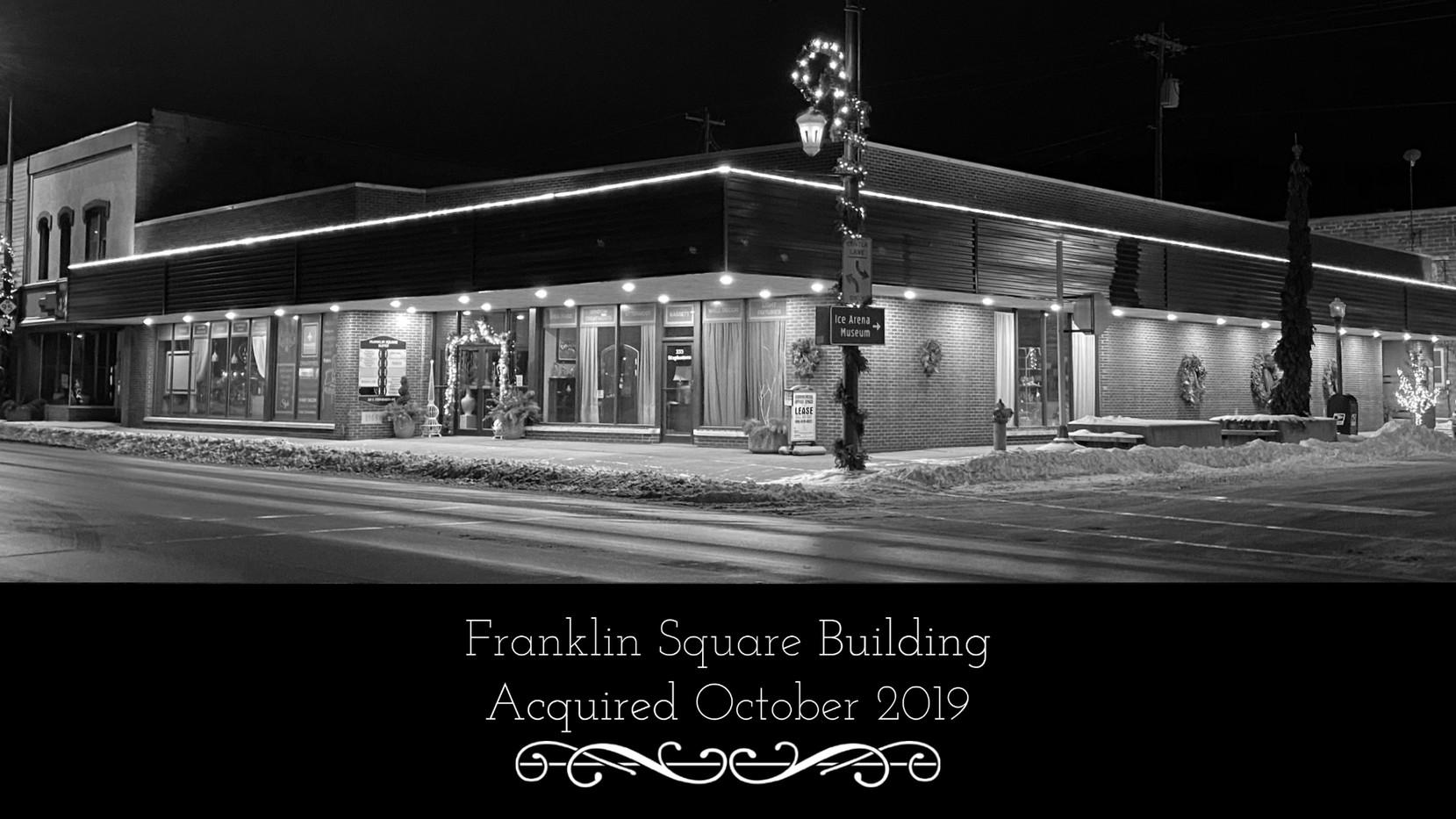 Franklin Square, Iron Mountain MI