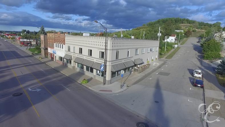 Stephenson Court Building, Iron Mountain MI
