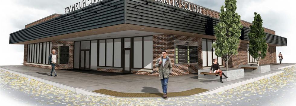 Franklin Square Building, Suite 105