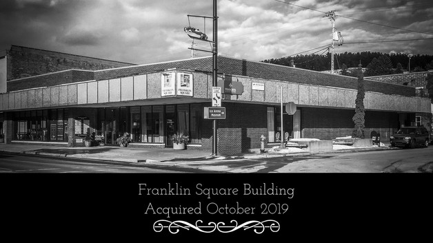 Franklin Square Building, Iron Mountain MI