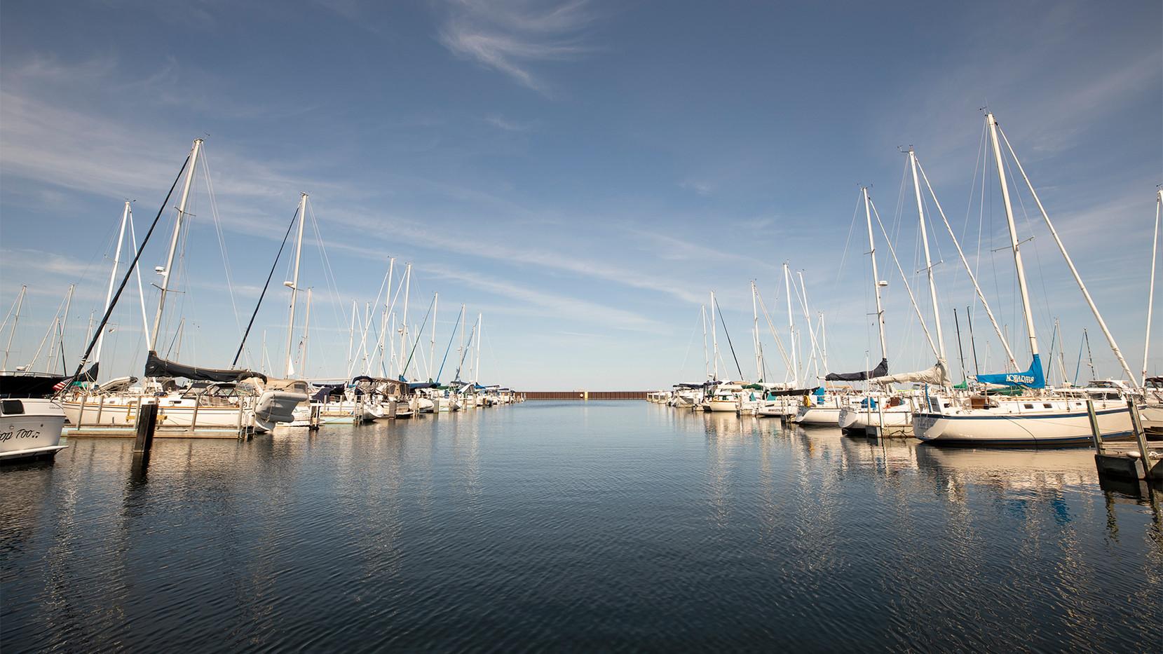 Waterfront North, Menominee MI