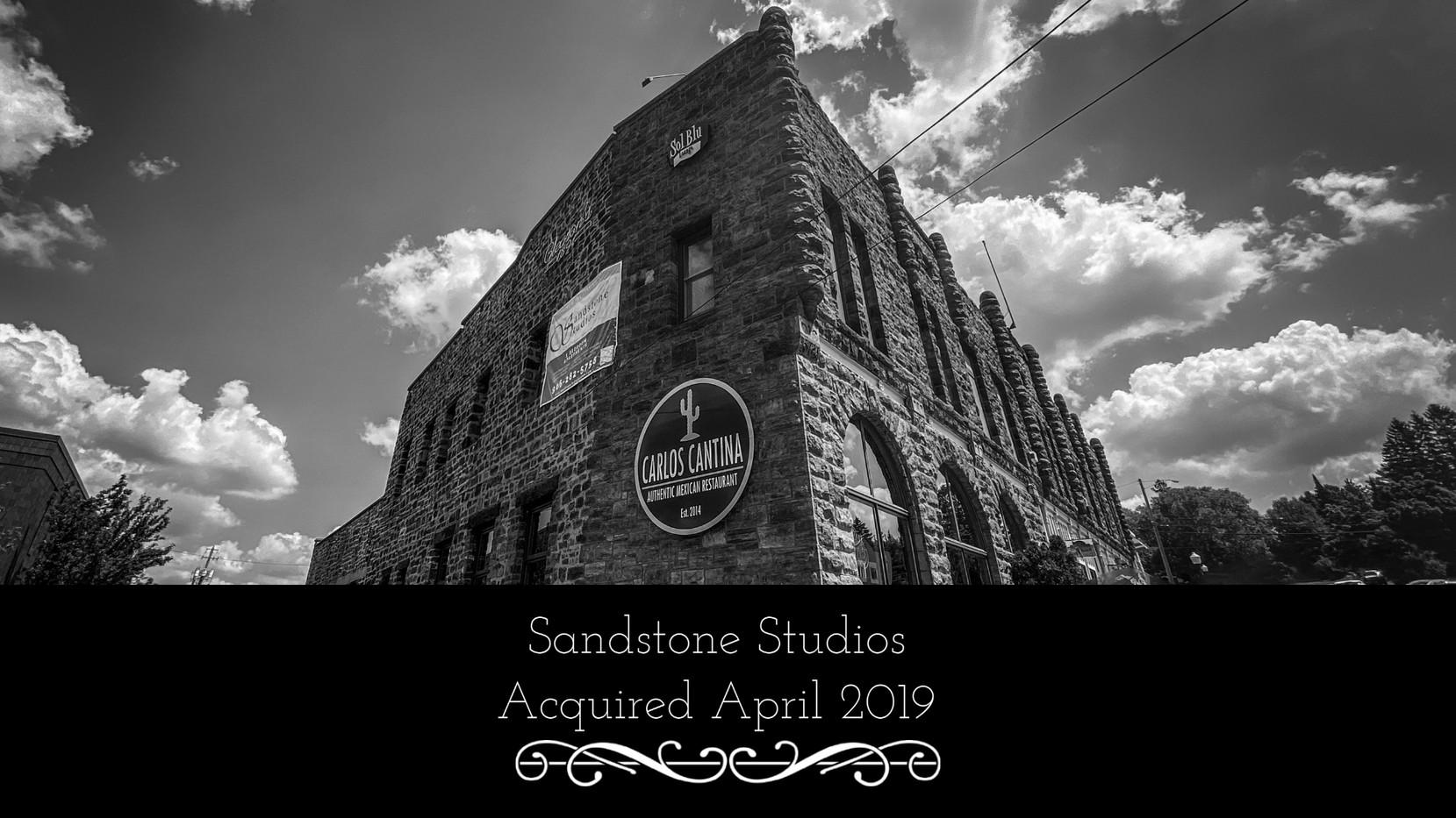 Sandstone Studios, Iron Mountain MI