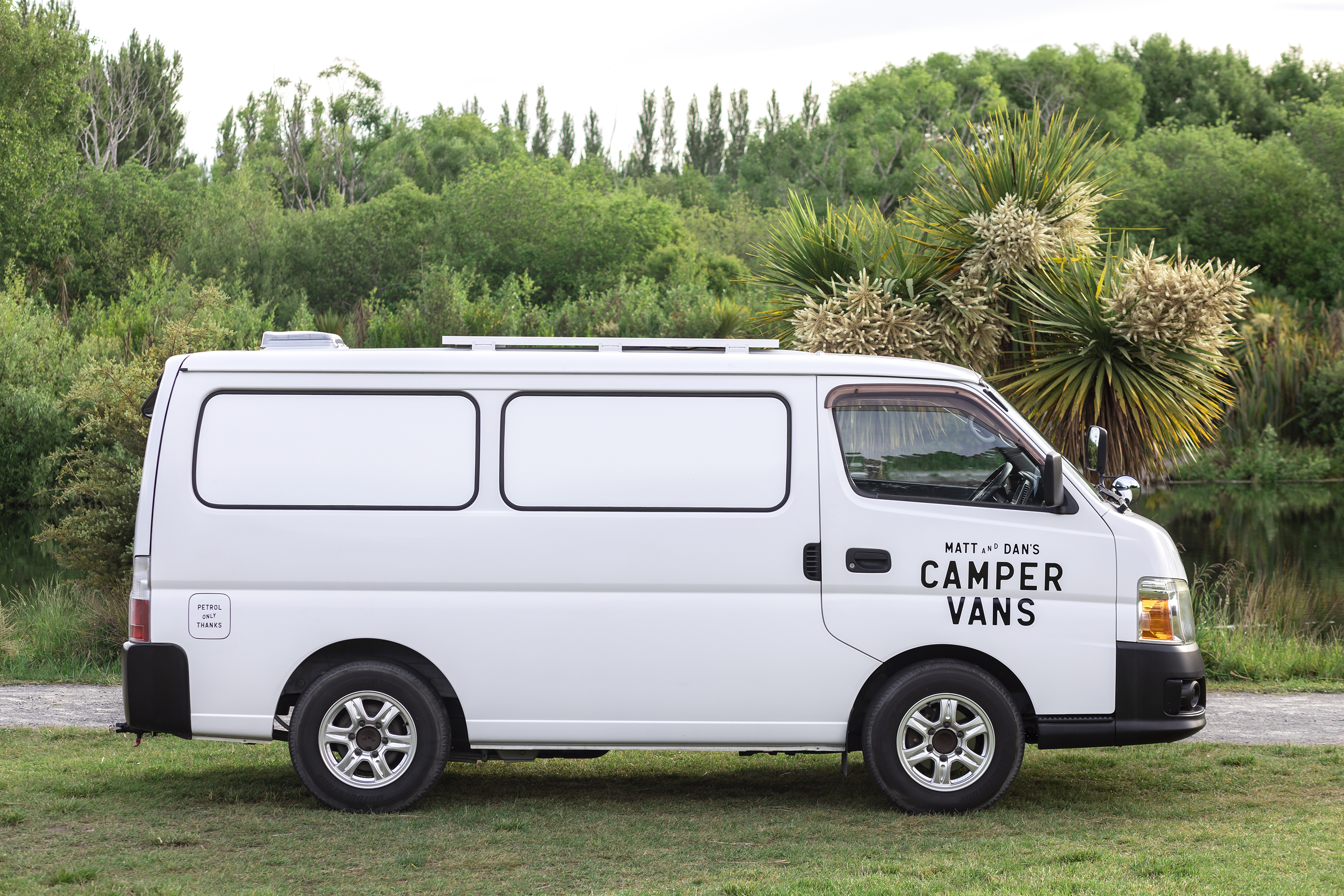 5bd7899164 Campervan Features