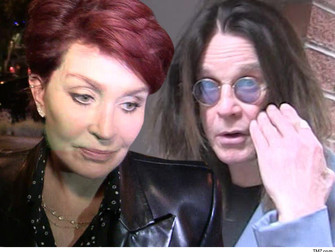 OZZY & SHARON OSBOURNE SPLIT UP