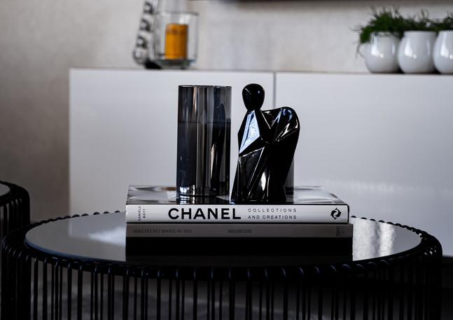 Aniels interier porcelánový andílek
