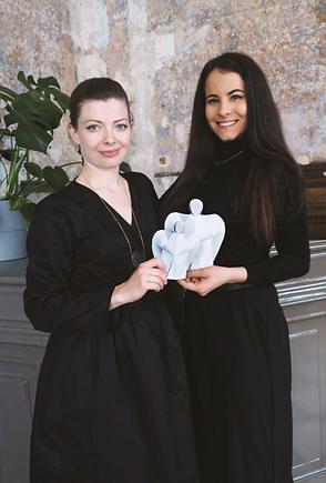 Rebecca Hořánková a Světlana Ciglerová