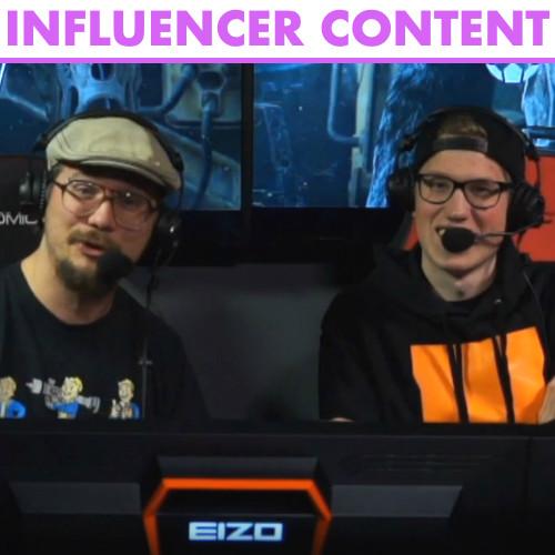 Influencer Content