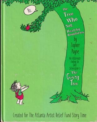 The Tree Who Set Healthy Boundaries