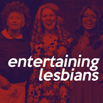 Entertaining Lesbians by Topher Payne