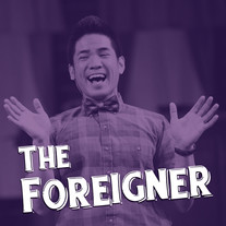 The Foreigner at The Hangar Theatre, directed by Topher Payne