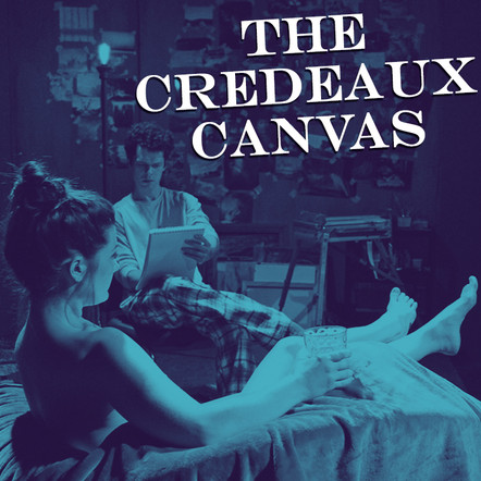 Keith Bunin's The Credeaux Canvas at Out of Box Theatre, directed by Topher Payne